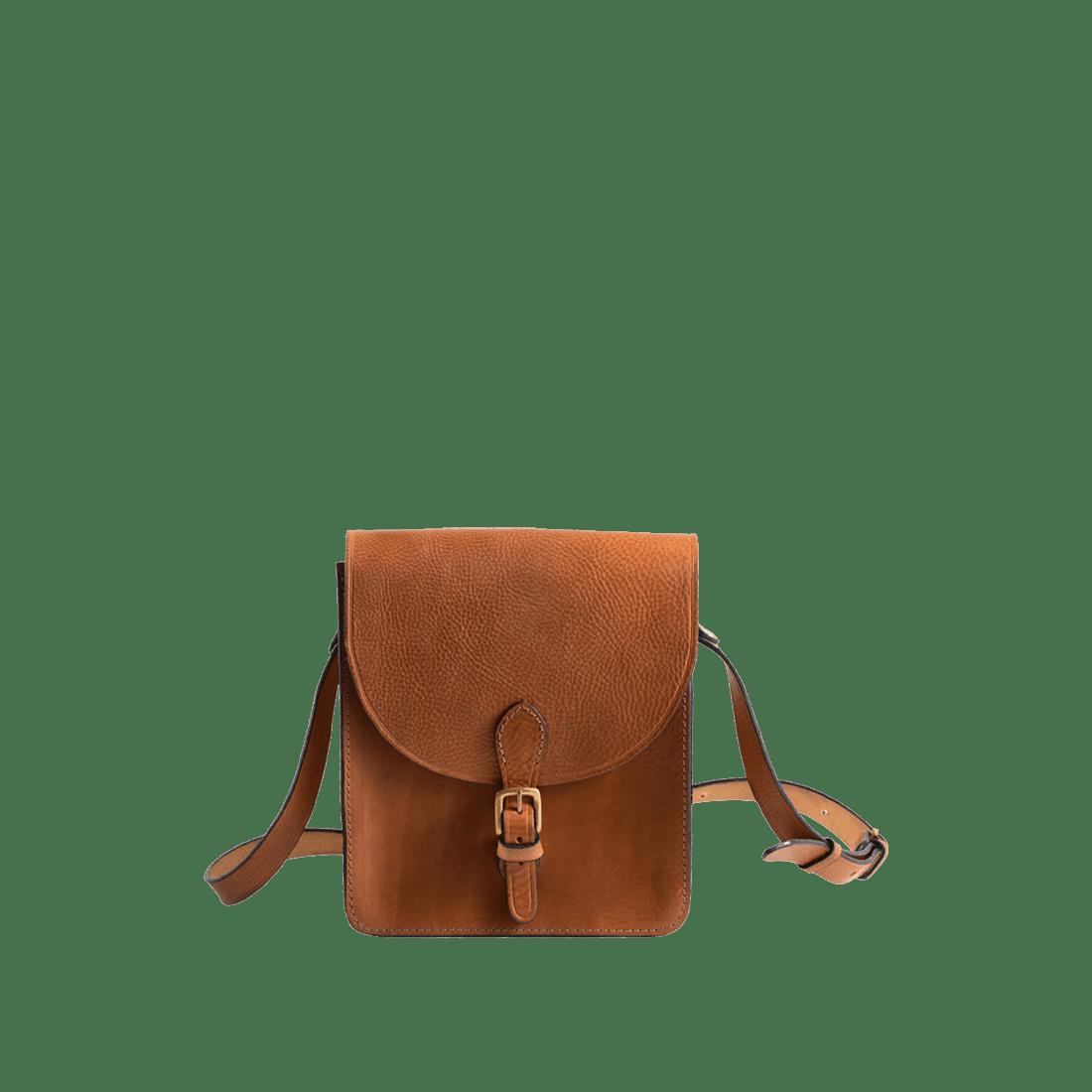 Mackenzie Leather book bag