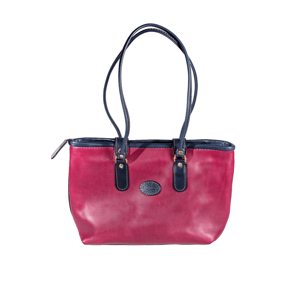 The business tote matt pink