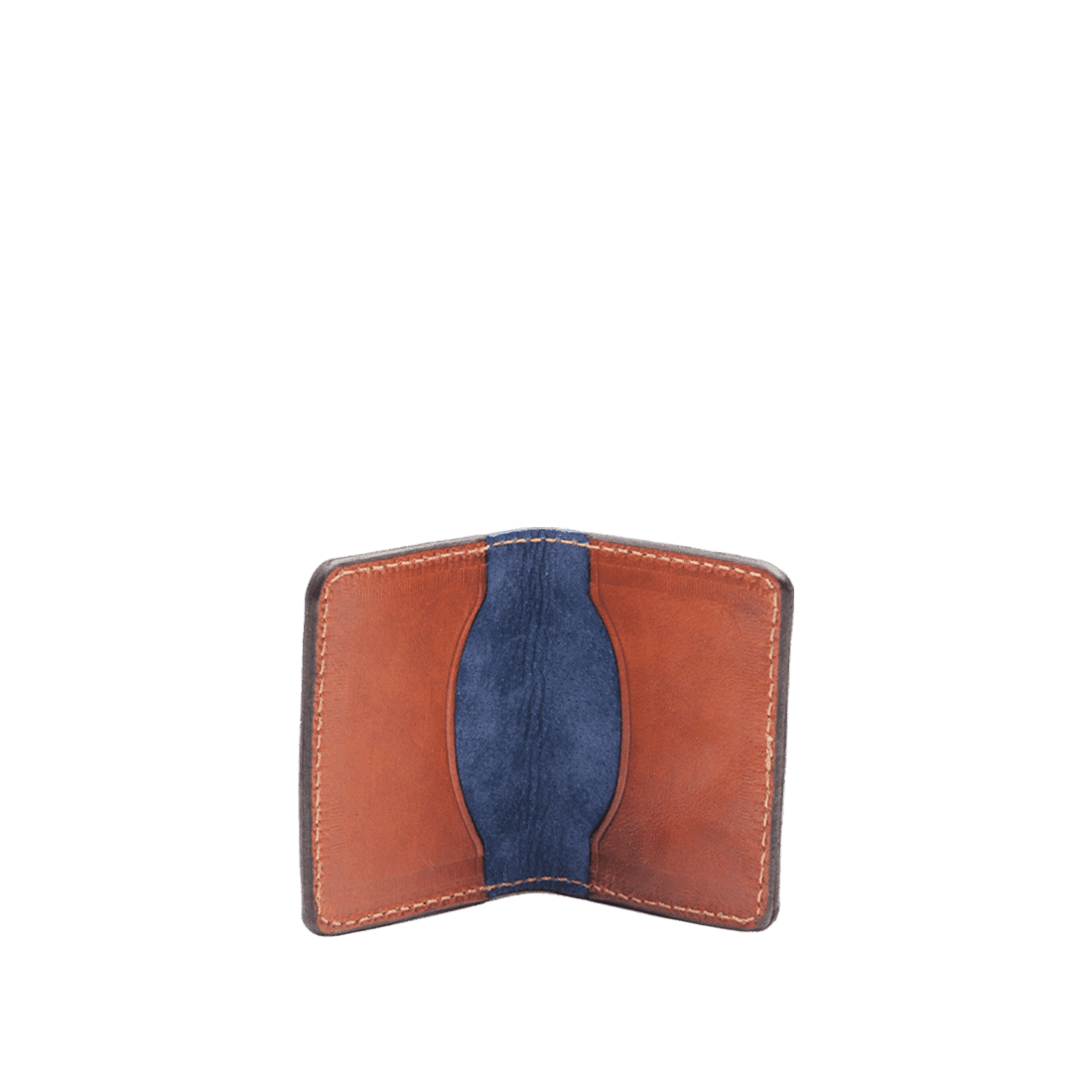 The card holder in matt tan