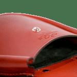 The Sporran bag red
