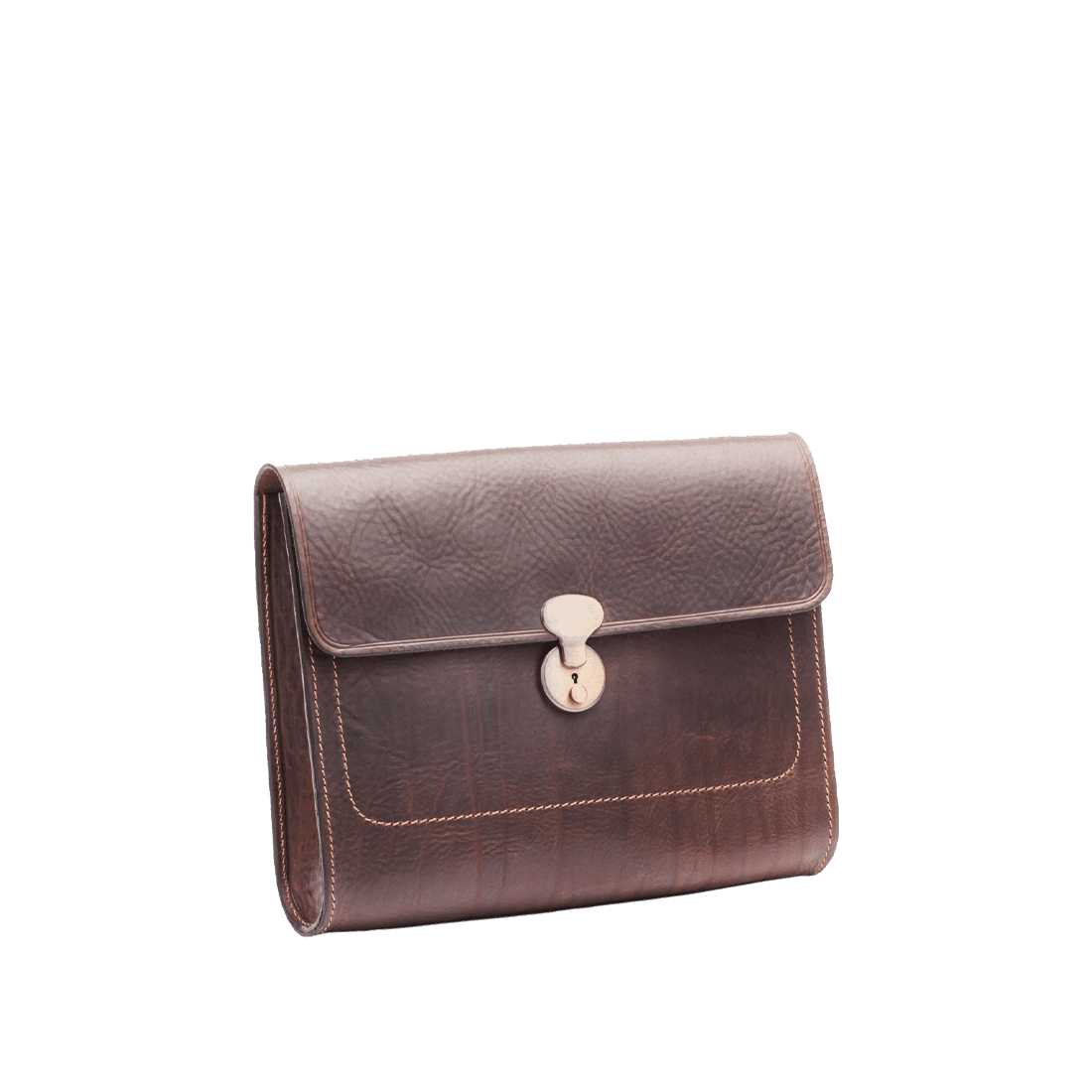 The Document case antique brown
