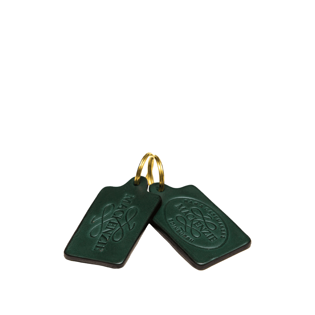 Italian Saddle Hide Green