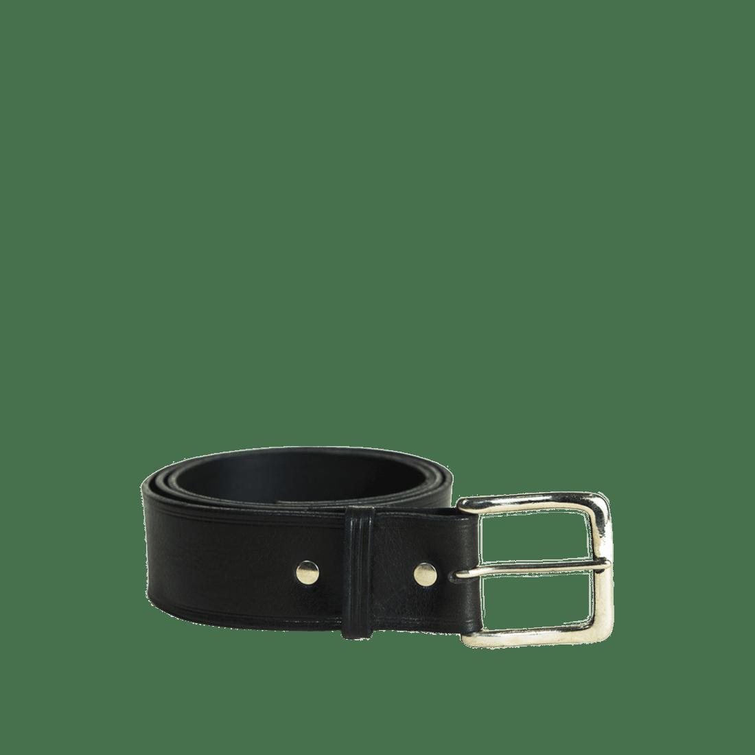 Italian Saddle Hide Antique Black