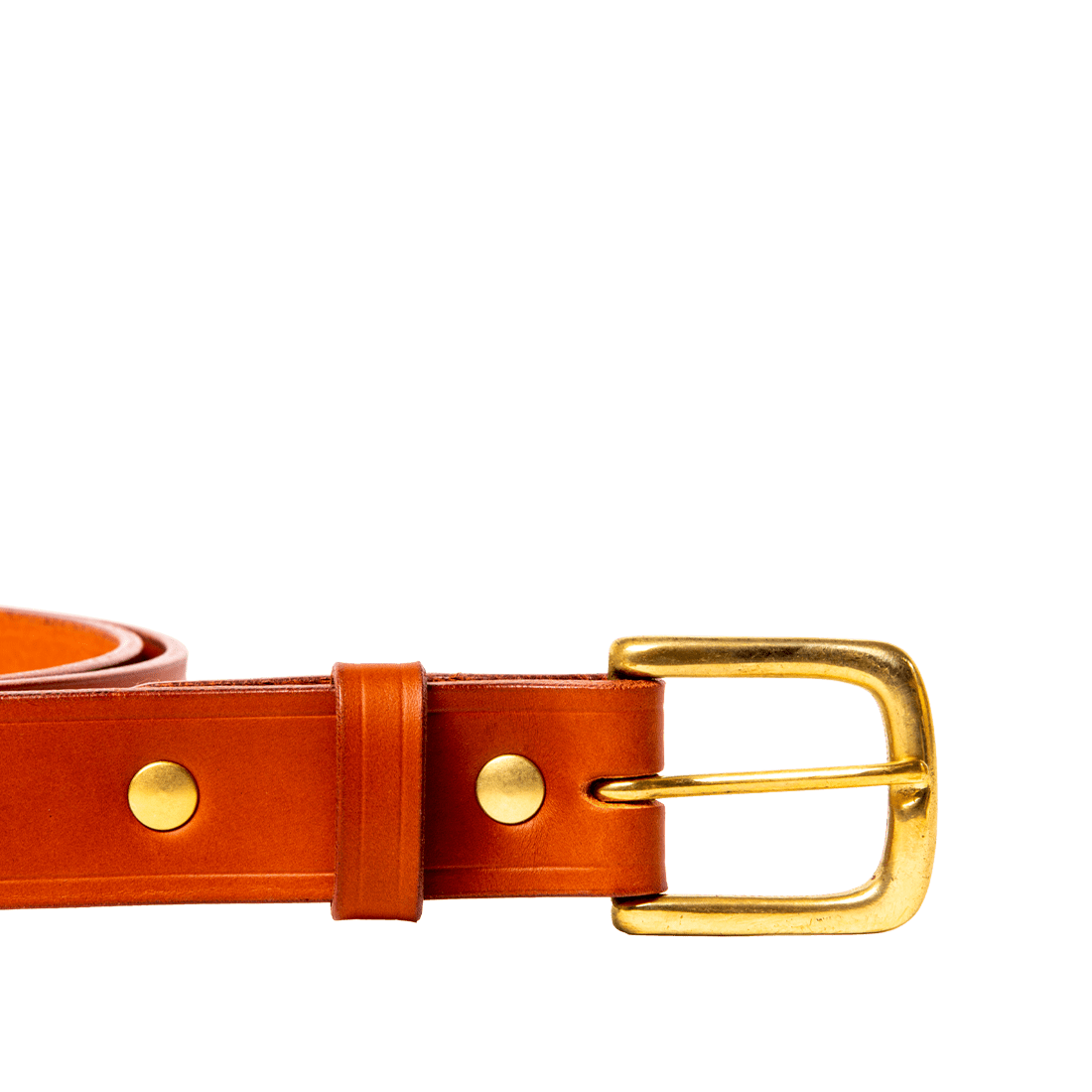 The West end belt London tan