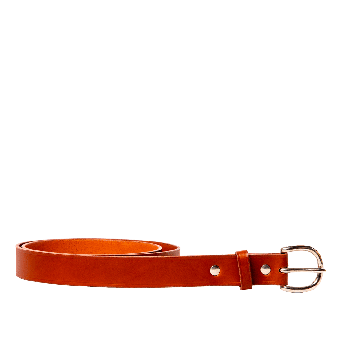 London Dee belt London tan