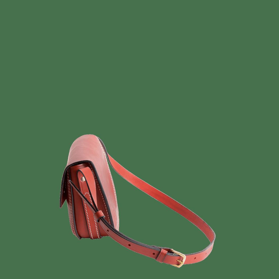 The Town bag matt red