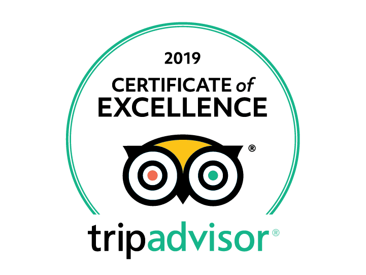 MacKenzie Leather - 2019 Certificate of Excellence from TripAdvisor