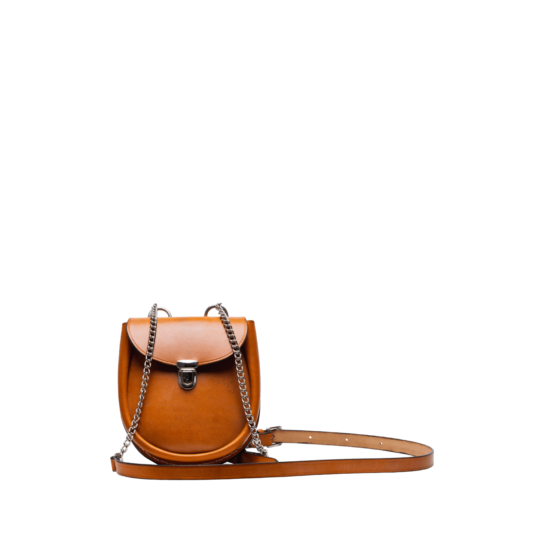 Oak Sporran London Tan