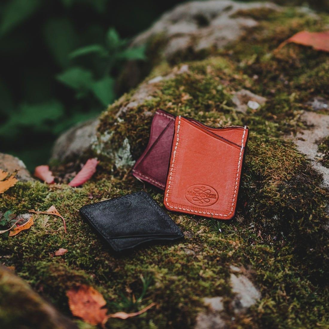 The Oak Cardholder colours
