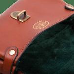The Clutch Bag Matt Tan