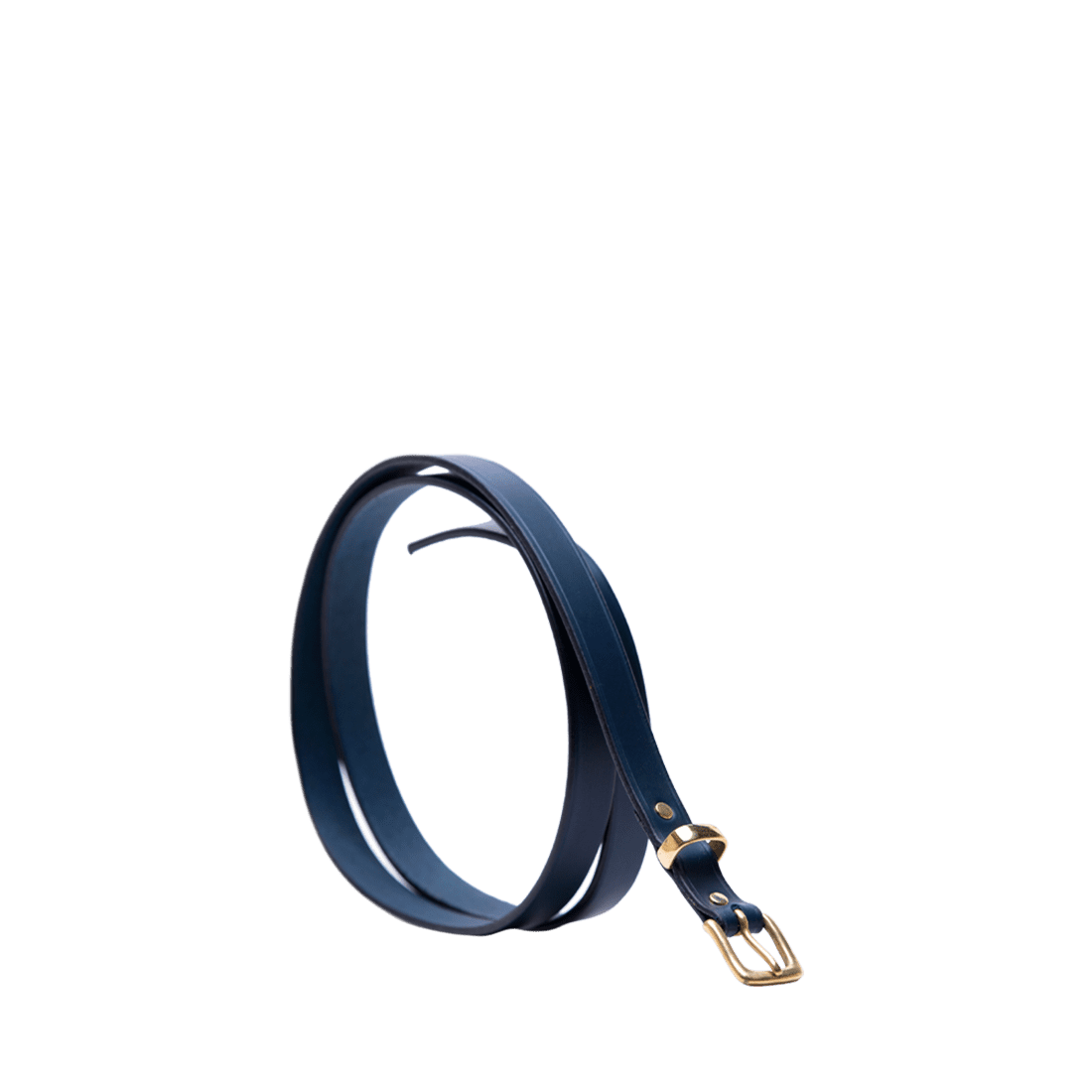 The Ladies belt navy